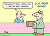 Cartoon: all fragile post office (small) by rmay tagged all,fragile,post,office