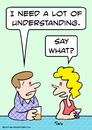 Cartoon: bar need lot understanding (small) by rmay tagged bar,need,lot,understanding