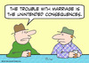 Cartoon: consequences unintended marriage (small) by rmay tagged consequences,unintended,marriage
