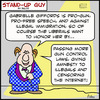 Cartoon: SUG censoring the internet (small) by rmay tagged sug,censoring,the,internet,gabrielle,giffords,shooting