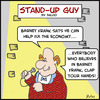Cartoon: SUG clap your hands barney frank (small) by rmay tagged sug,clap,your,hands,barney,frank